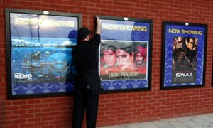 A Bollywood film starring American blockbusters is making its way to the Greater Manchester's Sennorld Ashton Under-Lane, Greater Manchester in 2003.