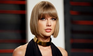 Taylor Swift Condemns Kim Kardashian S Release Of Kanye West Chat Music The Guardian