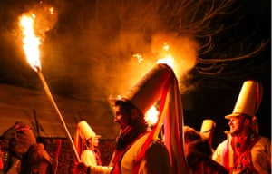 Minsk region, Belarus Kalyady Tsars a traditional annual festive event during the Christmas season in the village of Semezhevo was inscribed on UNSECO's List of Intangible Cultural Heritage in Need of Urgent Safeguarding.