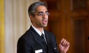 Vivek Murthy, the surgeon general