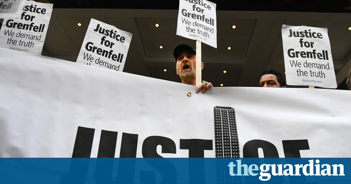 Grenfell inquiry receives more than 500 'core participant' requests