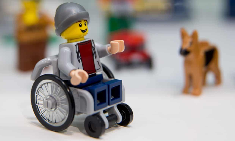 レゴブロックシリーズに車いすの少年が登場…その裏に隠された多くの人の願いとは?の画像1