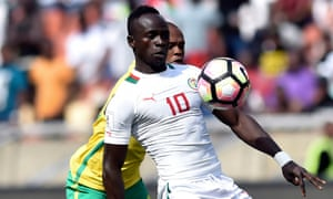 Liverpool's Sadio Mané is the standout player in a Senegal squad with no shortage of attacking options.