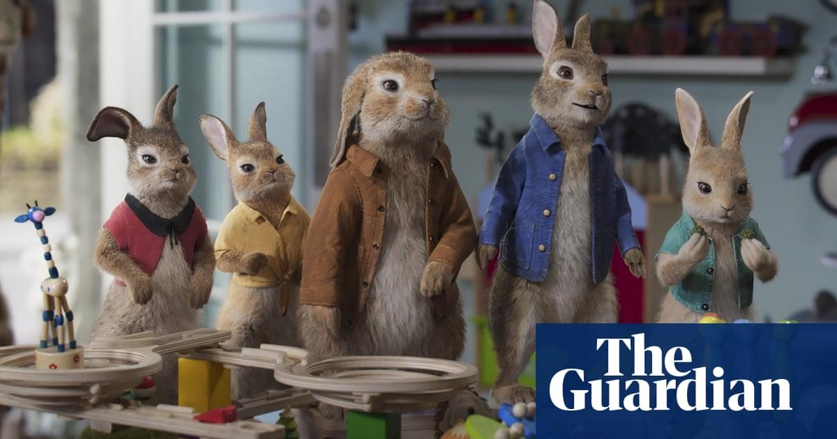 Peter Rabbit 2 tops box office as UK's reopened cinemas take £2m in three days