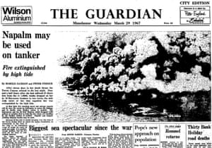 The Guardian, 29 March 1967.