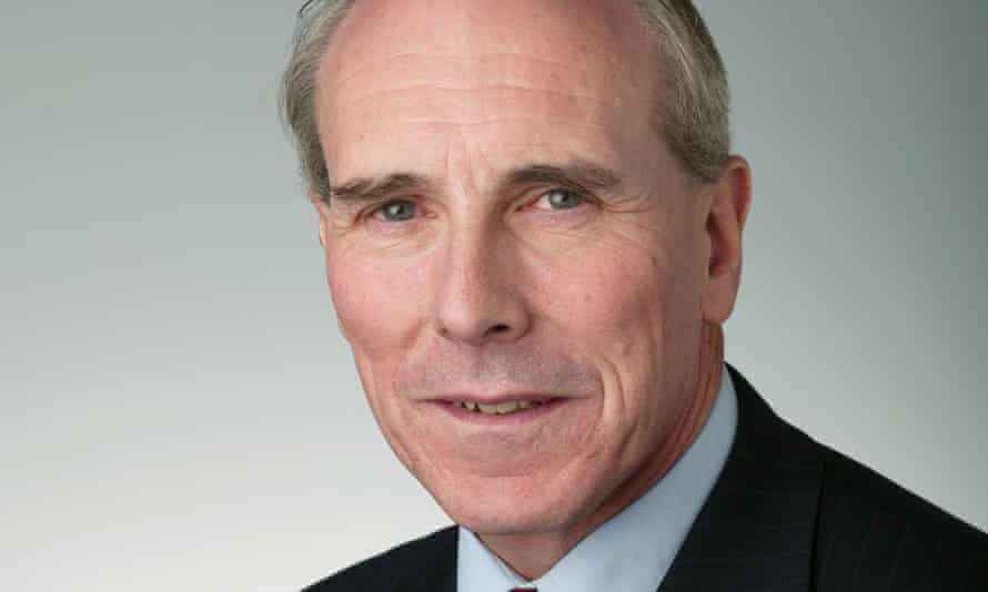 David Rendel in 2005. His family had deep Liberal roots – an ancestor had been an associate of Gladstone – and he was an astute, campaigning local politician.