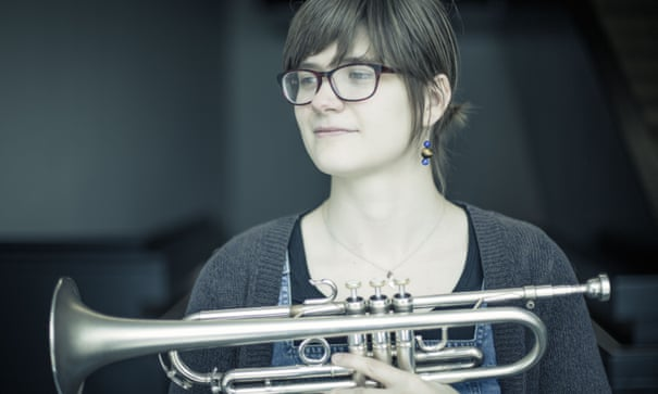Laura Jurd: Stepping Back, Jumping in review – live-wire trumpeter's jumble of textures | Music | The Guardian