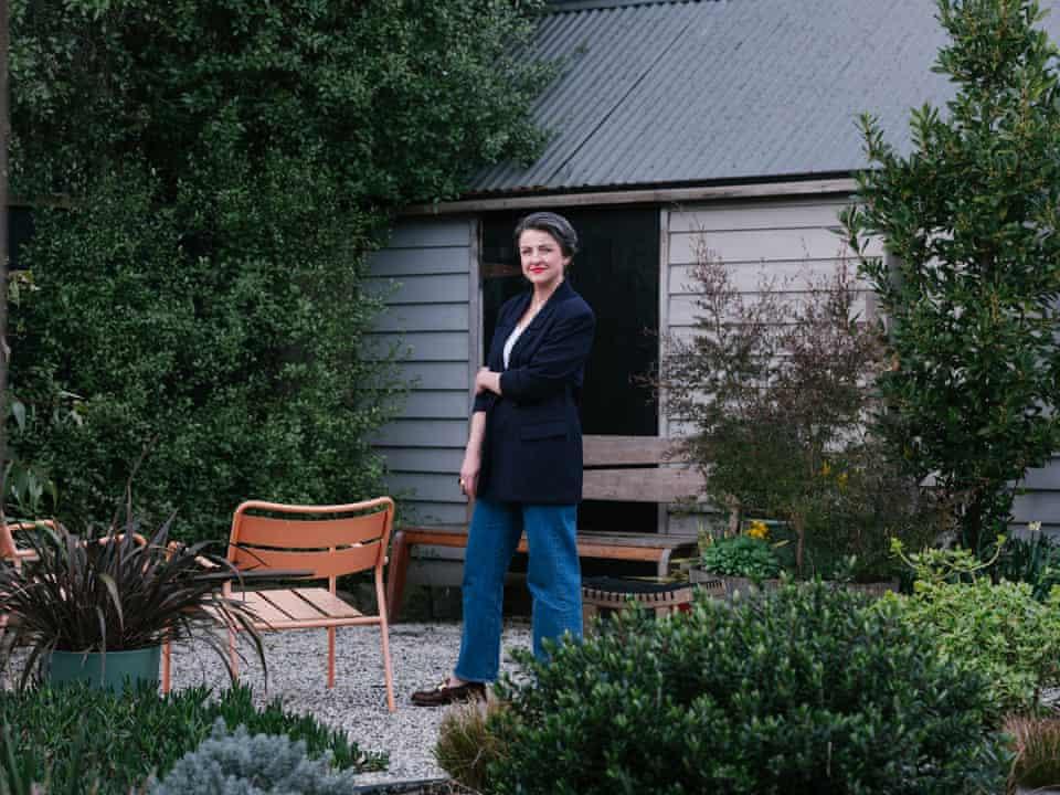 Amelia Crook at home in Kyneton, Victoria