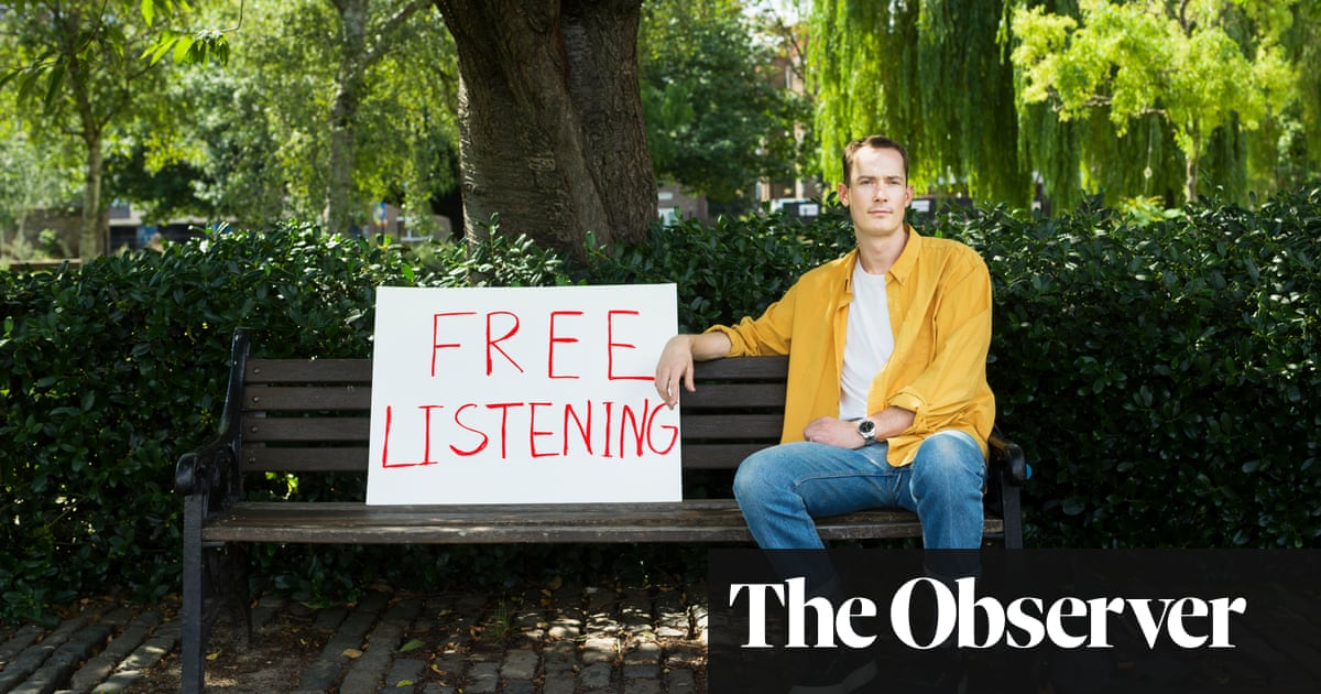 'The assignment made me gulp': Could talking to strangers change my life?