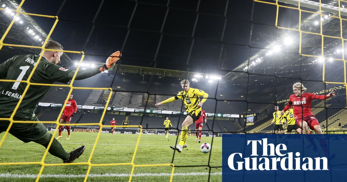 Köln rejoice in miracle of Dortmund sealed by Haalands incredible miss | Andy Brassell
