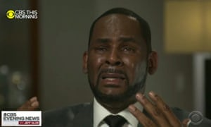 """""""I didn't do this stuff, this is not me,"""" said singer R Kelly in an interview with CBS News' Gayle King."""