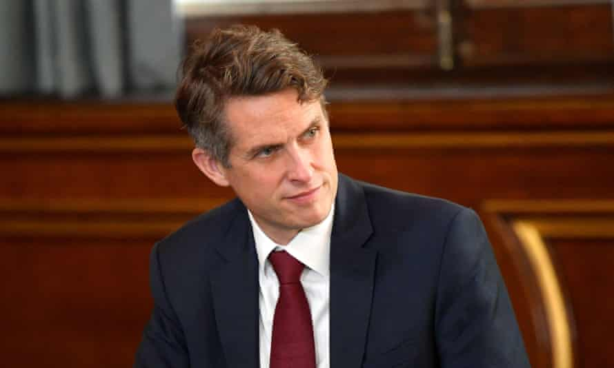 Britain's Education Secretary Gavin Williamson attends a Cabinet meeting of senior government ministers at the Foreign and Commonwealth Office.
