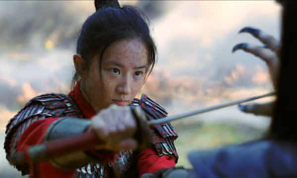 The Problem With Mulan Why The Live Action Remake Is A Lightning Rod For Controversy Film The Guardian