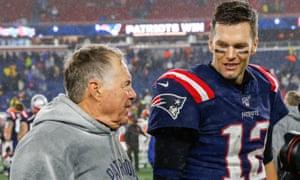 Tom Brady and Bill Belichick are the greatest quarterback-head coach duo of the modern era