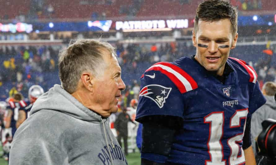 Bill Belichick and Tom Brady's long partnership will end in the next few seasons