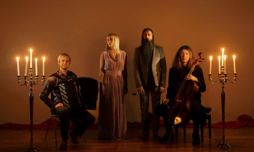 Melodic and tonal surprises … Trygve Seim