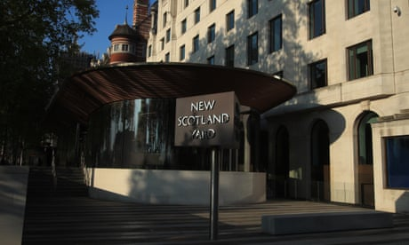 Met officer charged with sexual assaulting woman while on duty