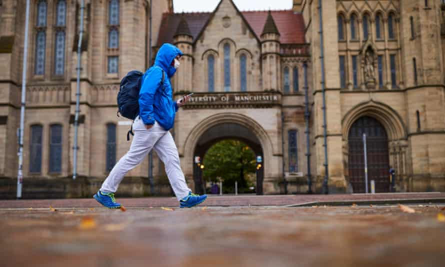 Passerby and University of Manchester