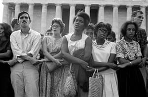 Washington, DC. August 28, 1963. The March on Washington.