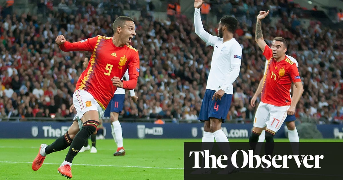 Rodrigo consigns England to defeat by Spain in first post-World Cup match e7d76c852