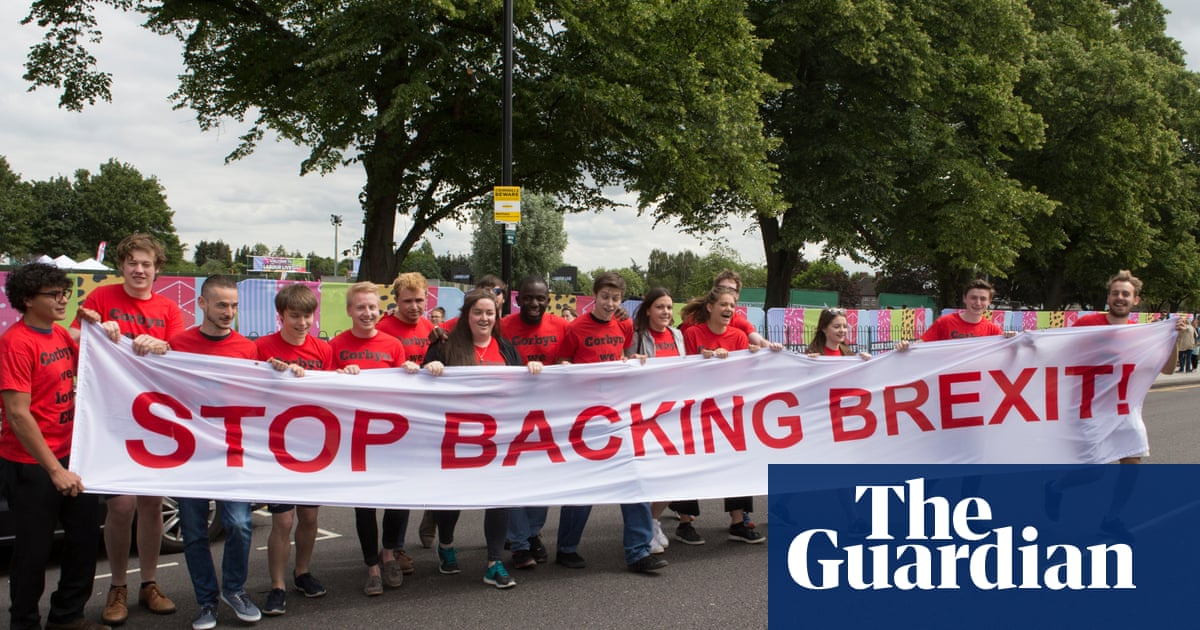 Activists to use Labour conference to push for second Brexit vote