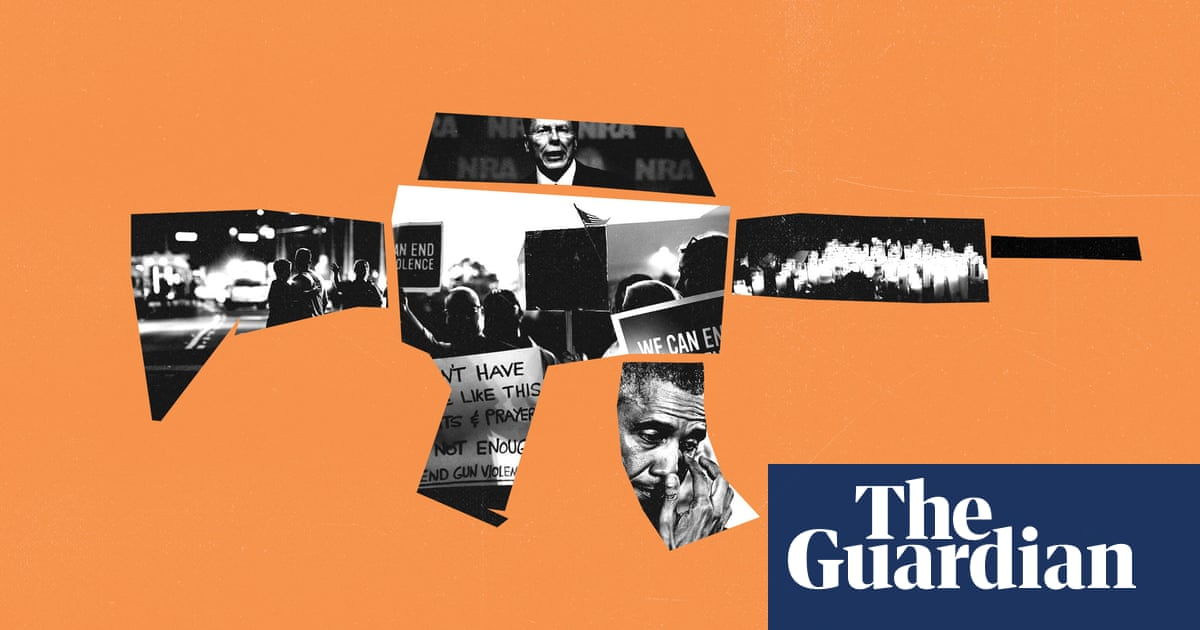 Inside the minds of American mass shooters   US news   The Guardian
