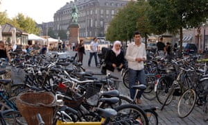 muslim man and woman in denmark.