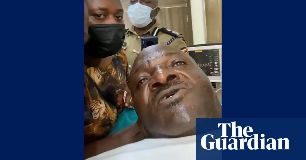 Ugandan minister speaks from hospital bed after assassination attempt – video