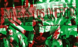 México ha perdido en los octavos de final en los últimos seis