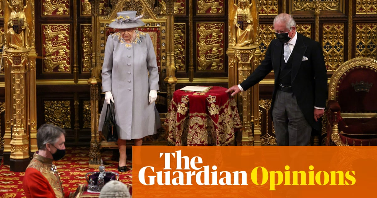 The Queen's a class act but the bills she has to read out are not