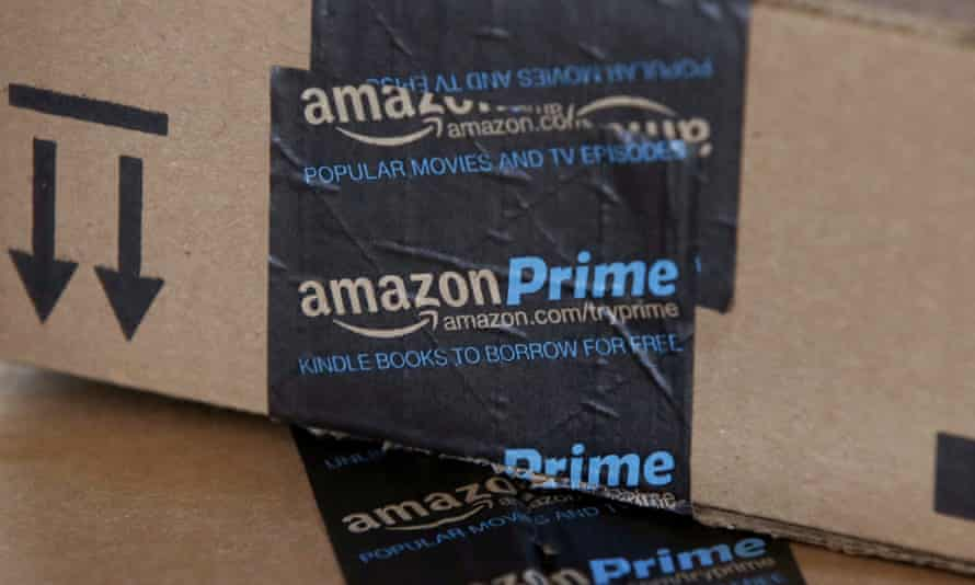 Amazon is currently wrestling with building its own shipping service to compete with the likes of UPS.