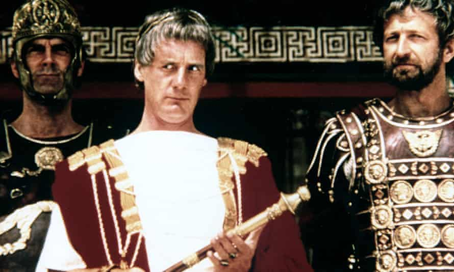 Roman emperor from The Life of Brian