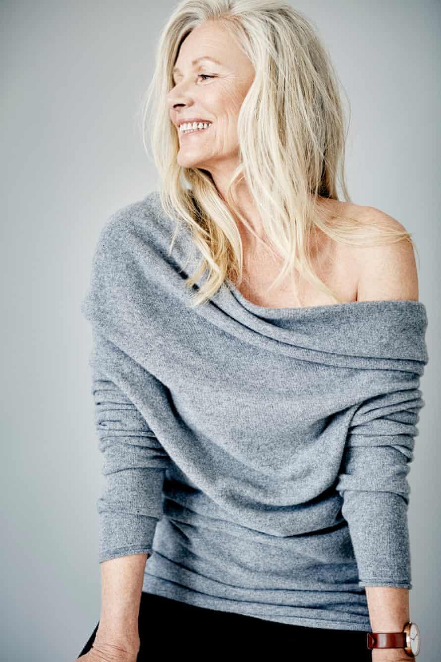 Grey drape knit top £110, from new online fashion label Hopefashion.co.uk