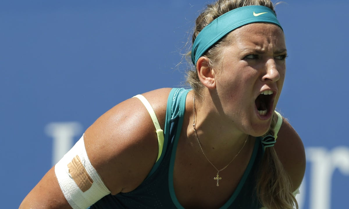 Injury plagued victoria azarenka shows glimpses of old for Dd 2927