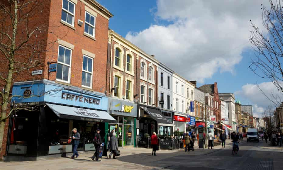 In 2016 Preston was voted the best city in north-west England in which to live and work.