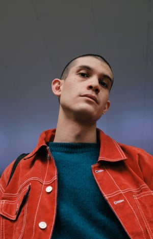 Dance music producer TJ Hertz, aka Objekt.