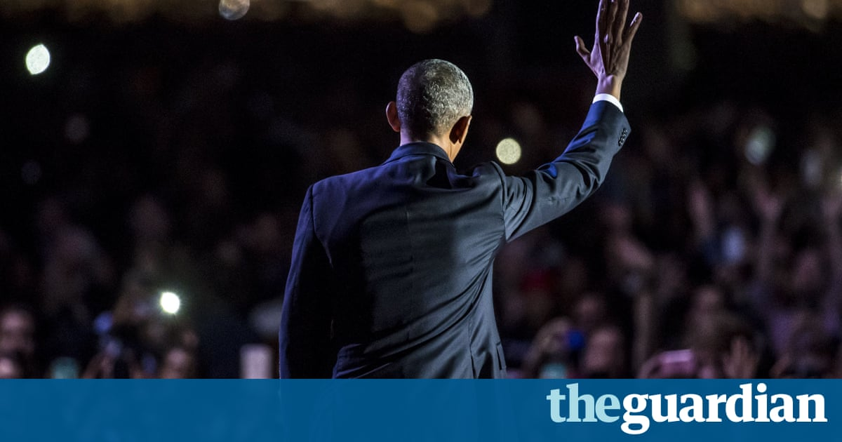 Letters to Obama: farewell to the hope and change president