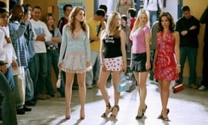 Top of the class: Mean Girls