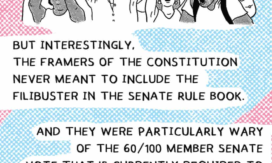 Filibuster 6.9 page 1