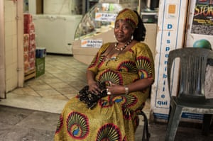 Adibata Konata, affectionately known as 'Mama Africa', helps the poor in Italy and Africa.