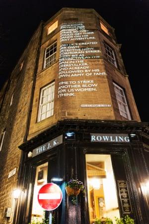 Chapter 7: Conan Doyle pub