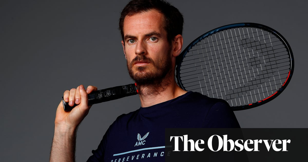 Andy Murray: 'Off court I'm pretty laid back'