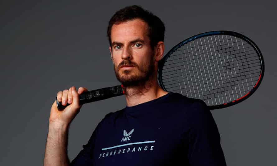 'I wish there was a God': Andy Murray.