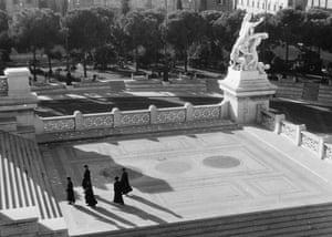 Vittorio Emanuele II (Il Vittoriano) Monument, Rome, 1958