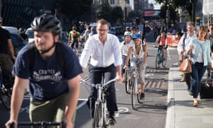 Cycling plays a small role in the main parties' manifestos, but the potential would be larger if infrastructure was improved, NGOs argue.