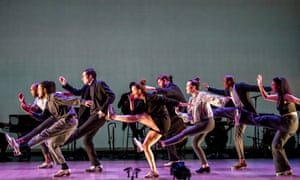 Effortless style … Dorrance Dance.
