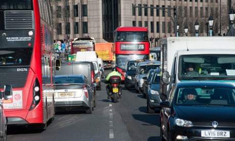 Transport noise linked to increased risk of dementia, study finds   Dementia   The Guardian