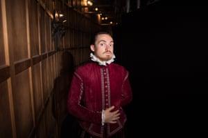 Patrick Carroll as Demetrius