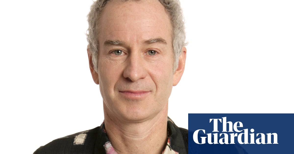 John McEnroe: 'Mum only came to my tennis matches if she