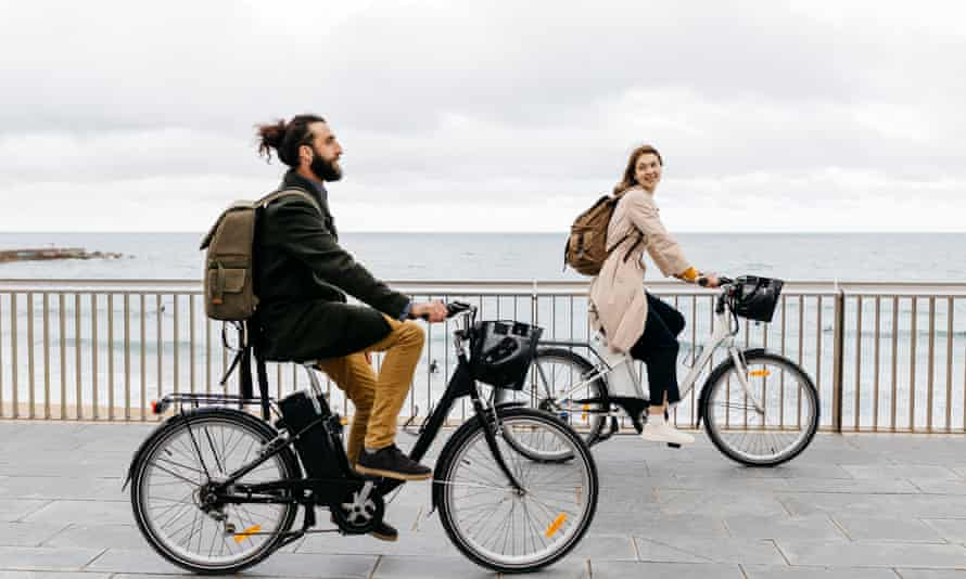 Many are wondering if e-bikes are about to take off in the UK.